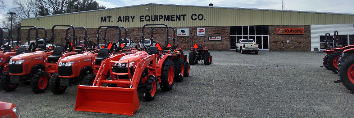 Mt. Airy Equipment Company, Inc.