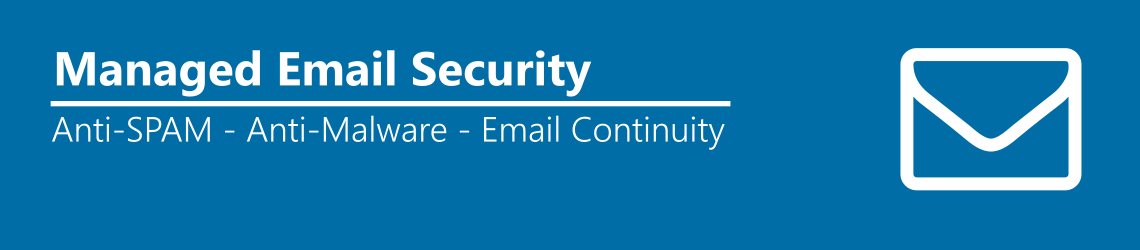 Email Security and Anti-SPAM Services from Mt. Airy, NC based IT Services Provider.