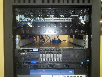 Servers and Network Refresh For Retail Service Company